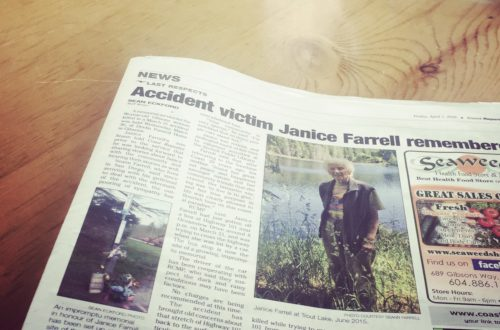A Teaching on Compassion, In Loving Memory of Janice Farrell